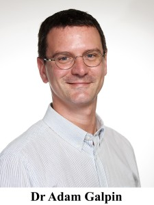 Dr Adam Galpin